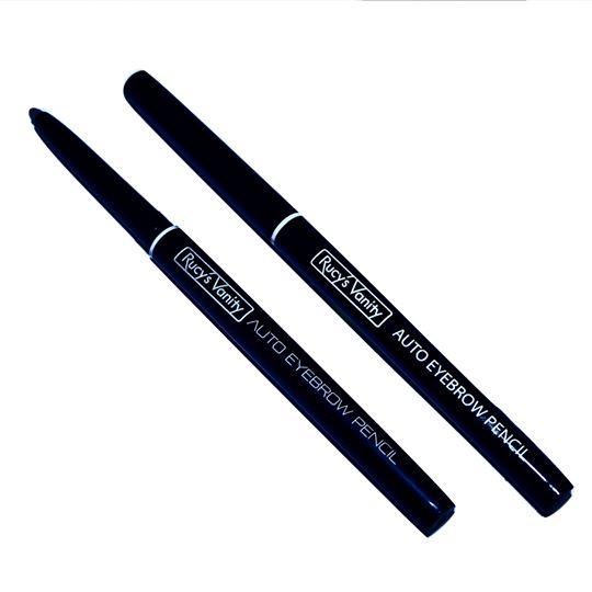 Rucy's Vanity Korean Cosmetics Auto Eyebrow Pencil (Brown)