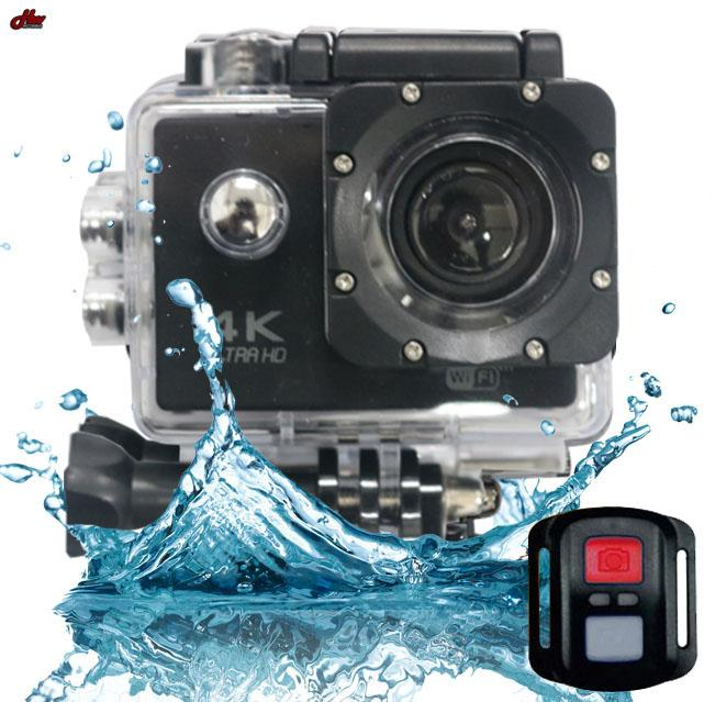 4K Ultra HD Action Pro Sports Camera WiFi With Remote