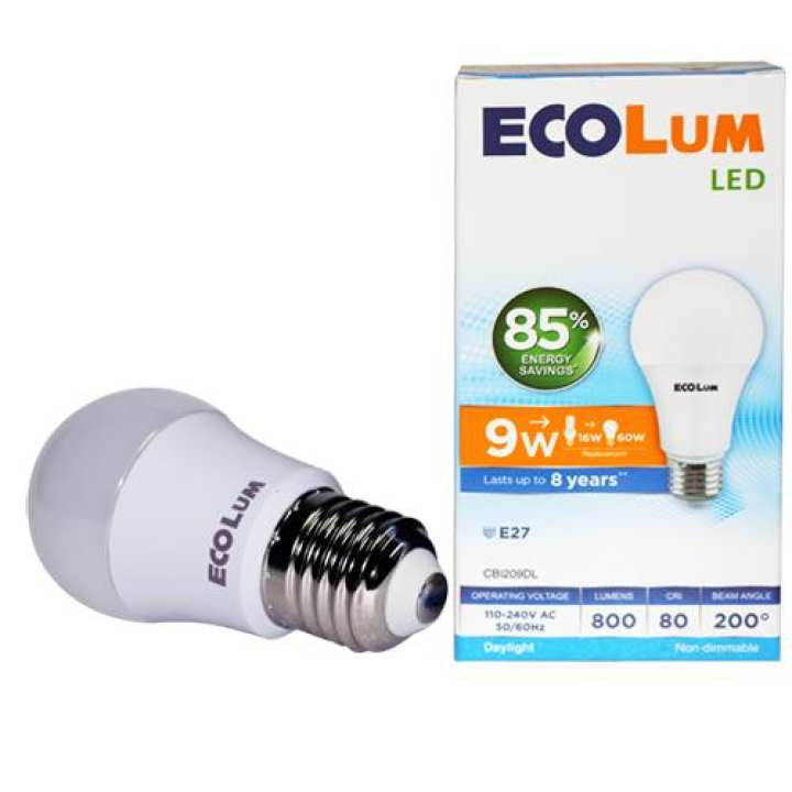 Firefly Ecolum LED Bulb 9wtts DL