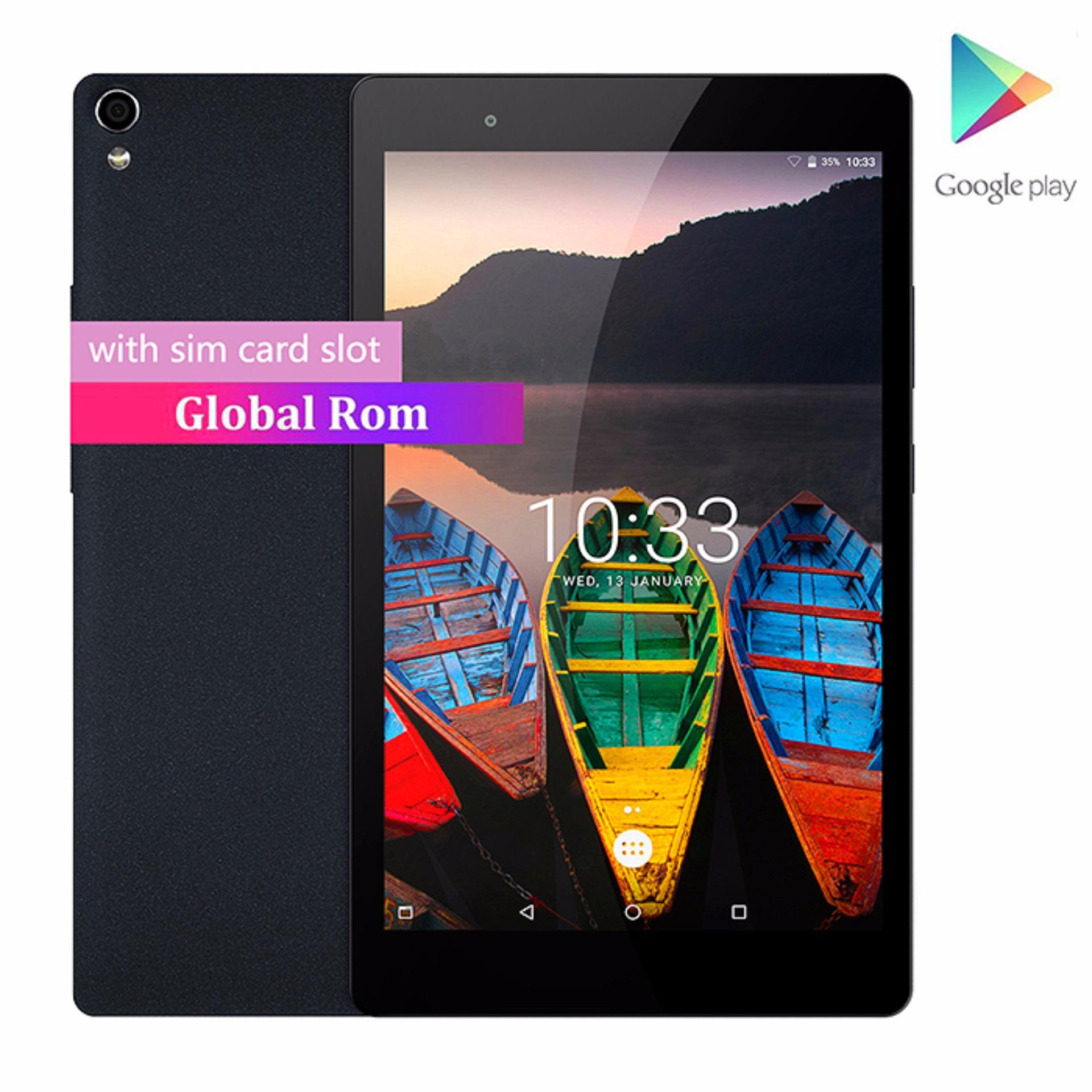 Original Global Version Lenovo P8 ( TAB3 8 Plus ) 8.0 inch 4G Phablet Android 6.0 Snapdragon 625 Octa Core 2.0GHz 3GB RAM 16GB ROM Dual WiFi Cameras