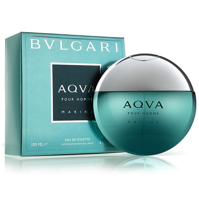 Bvlgari Aqva Marine Pour Homme Eau de Toilette for Men 100ml