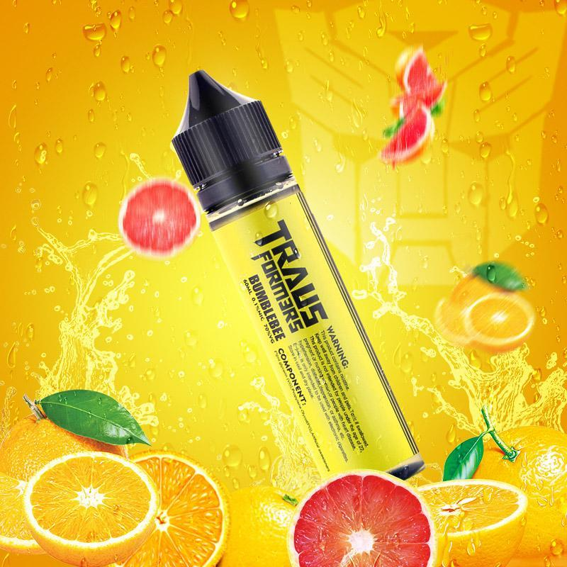 Traus Formers BUMBLBEE 60ml Imported eJuice eLiquid