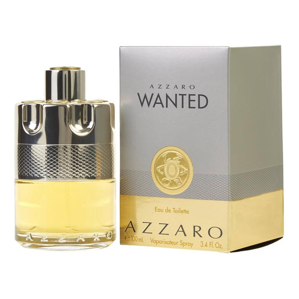 Azzaro Wanted Eau De Toillette for Men 100ml