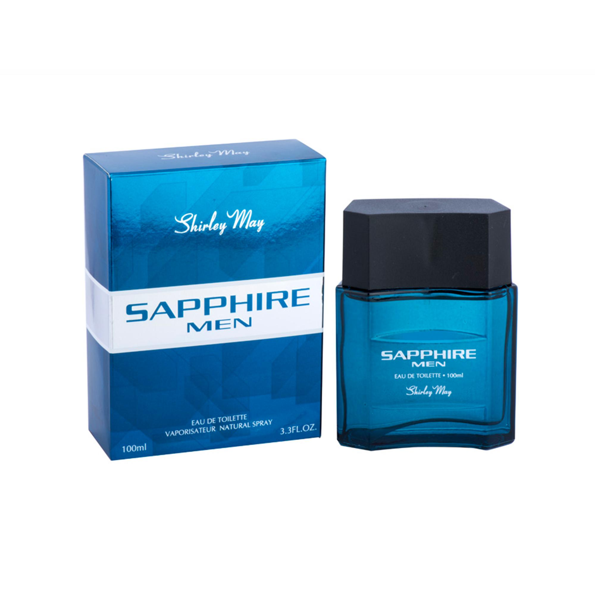 Shirley May Sapphire For Men Inspired by DavidOff Cool Water 100ML EDT SM-00695