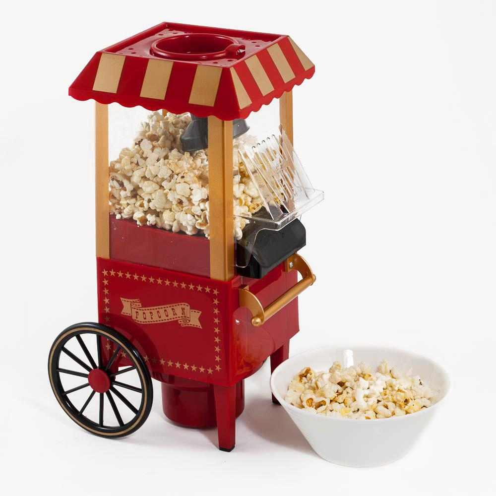 Keimav Air-Pop Type Popcorn Maker (Red)