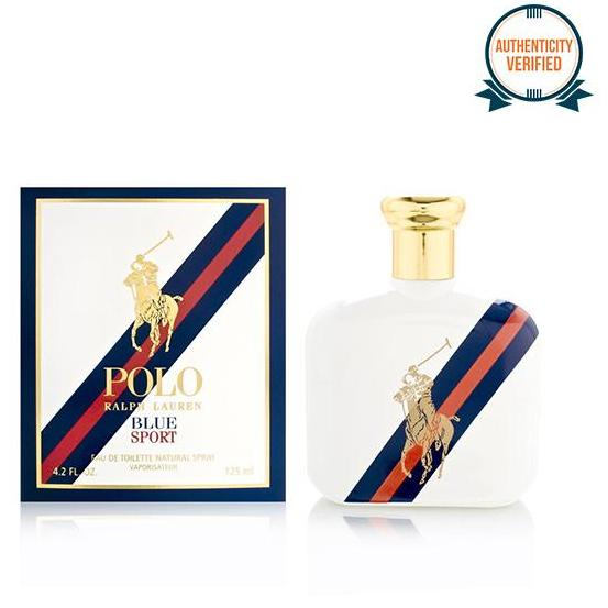 Ralph Lauren Polo Blue Sport Eau De Toilette for Men 125ml