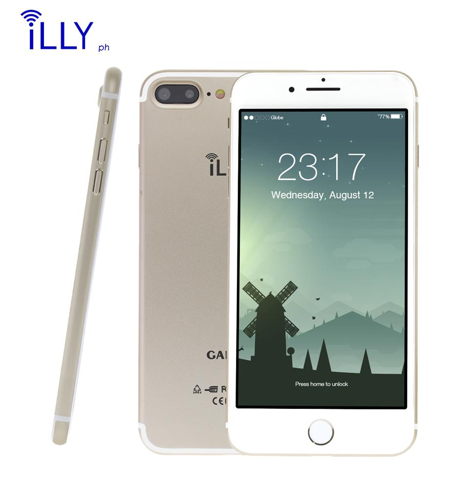iLLY Galaxy 5.5 HD Display Android 4.4 8GB ROM Quad Core 2800mAh