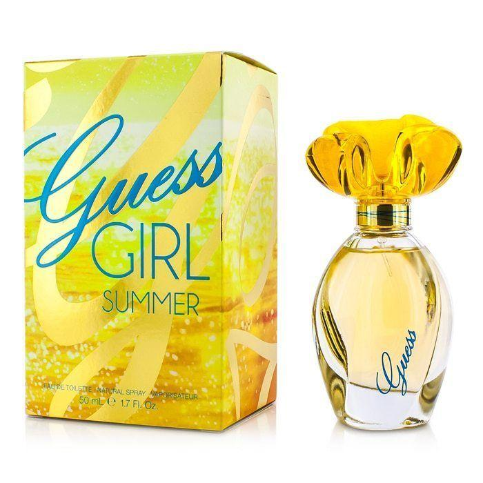Guess Girl Summer By Guess For Women Eau De Toilette 100ml