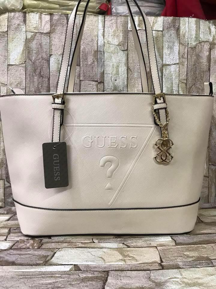 GUESS TOTE BAG: Buy sell online Tote Bags