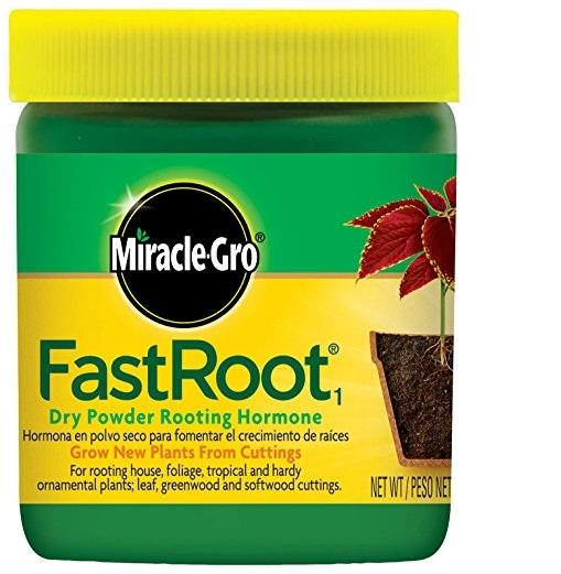 Miracle-Gro Fast Root Dry Powder Rooting Hormone Jar image