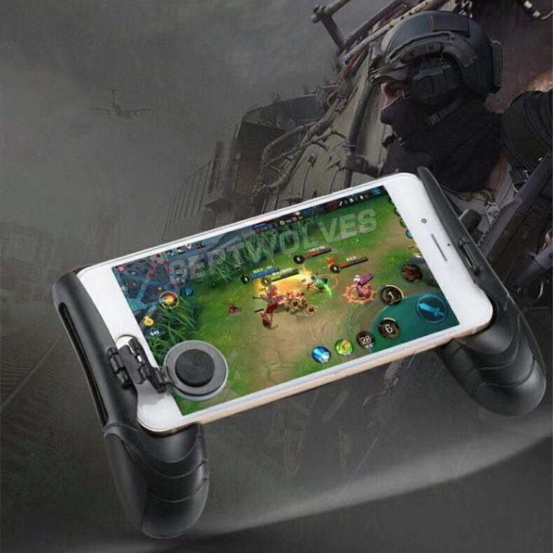 Multifunctional Cellphone Holders Expansible Cellphone Game Movement Controlling Handle JL01