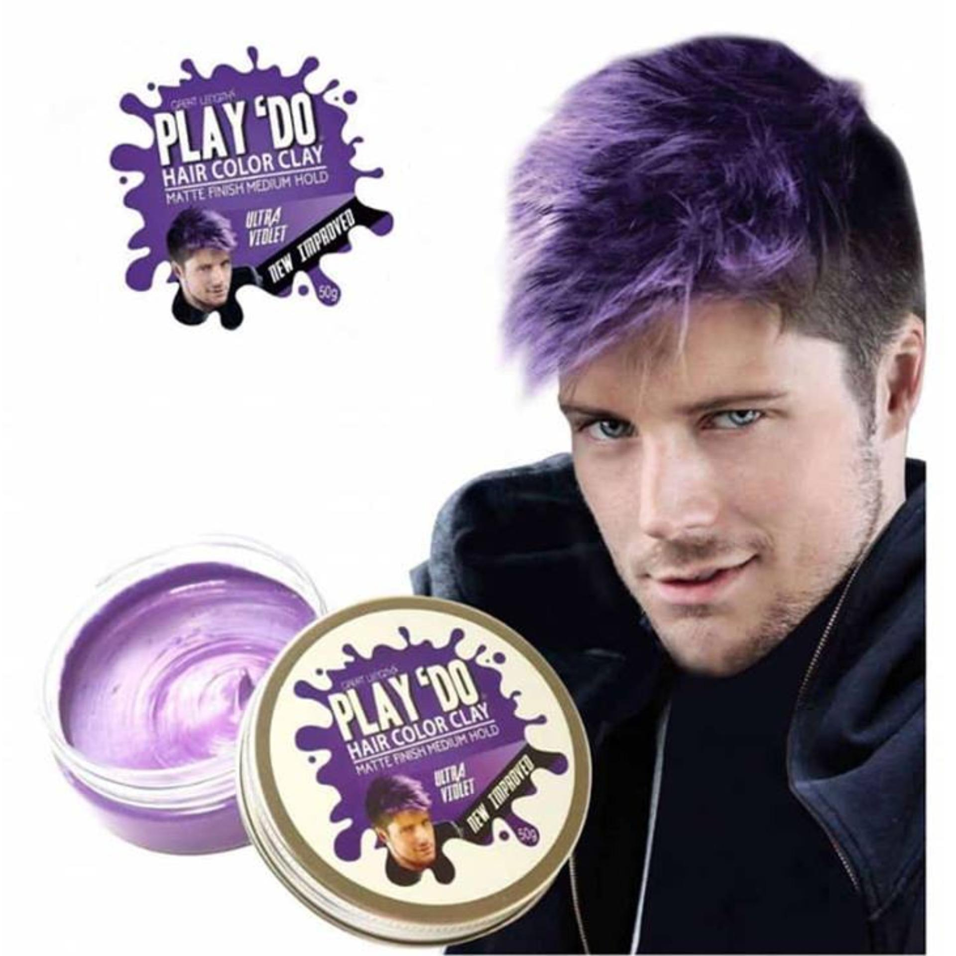Play 'Do Hair Color Clay Ultra Violet ( New Improved ) image