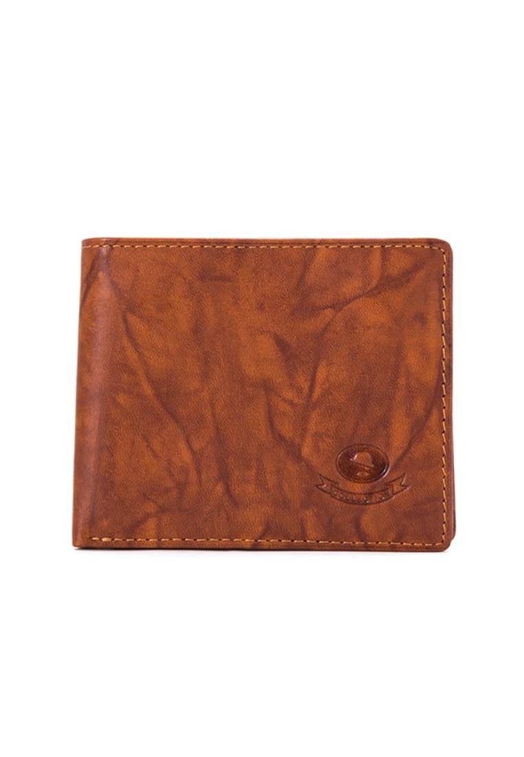 McJIM W-28-2089 Billfold Wallet (Brown)