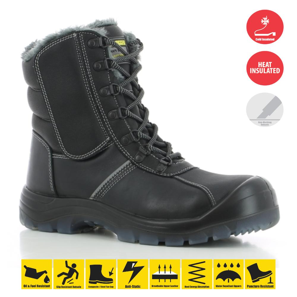 Safety Jogger Nordic S3 High Cut