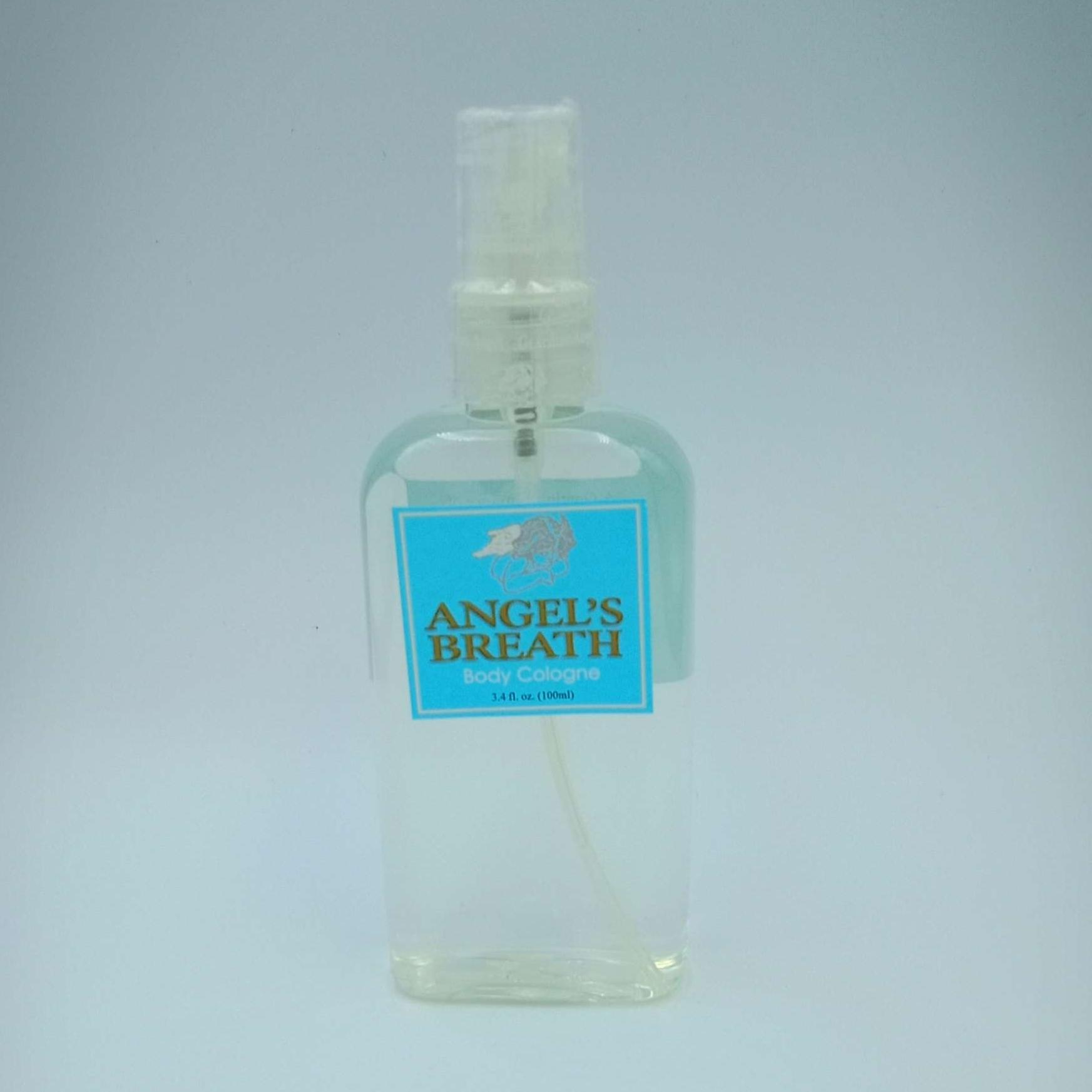 Anjj Angel's Breath  Body Cologne  Classic 100ml ( Unisex - Kids & Adults)  in New Label
