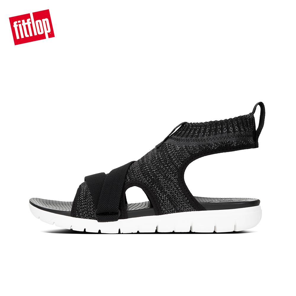 1ee2b6a1 Fitflop Women's Shoes L29 UBERKNIT BACK-STRAP SANDALS TEXTILE ATHLEISURE  lightweight comfort fashion New | Lazada PH