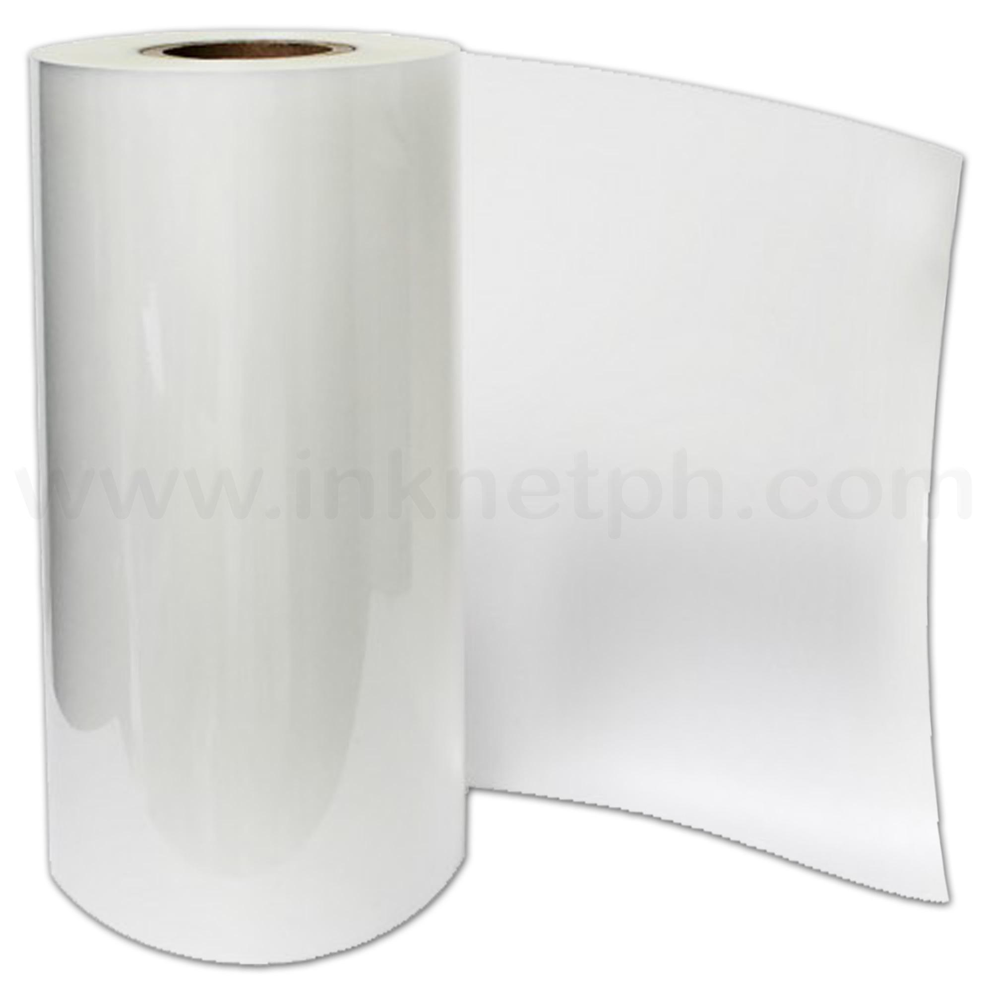 Roll Laminating Film 9in x 100m 125mic (Clear)