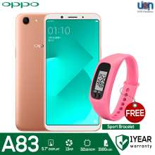 OPPO A83 Champagne