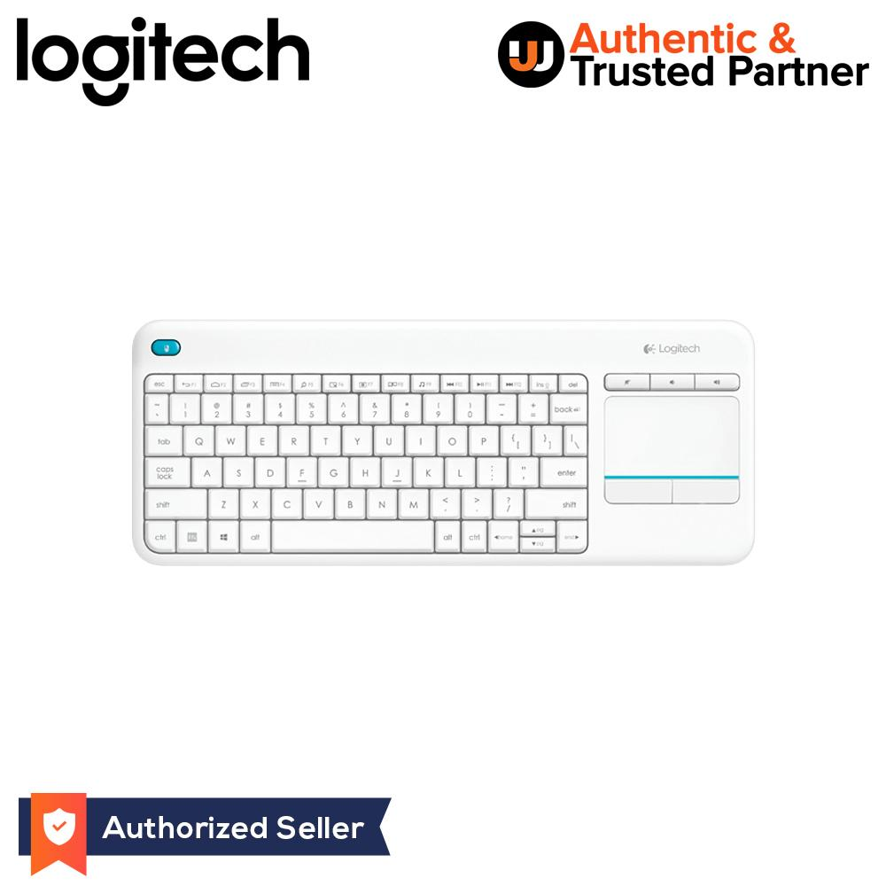Logitech K400 Plus Wireless Touch Keyboard White Lazada Ph Key 1