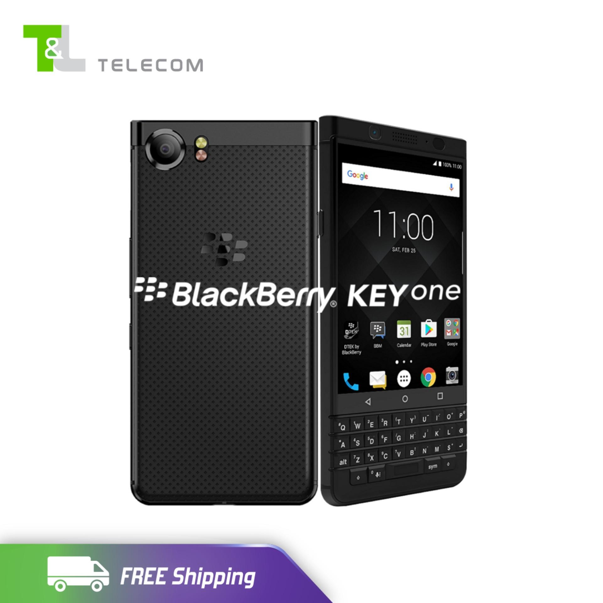 Blackberry KEYone 64GB LTE (Black Edition) - Intl