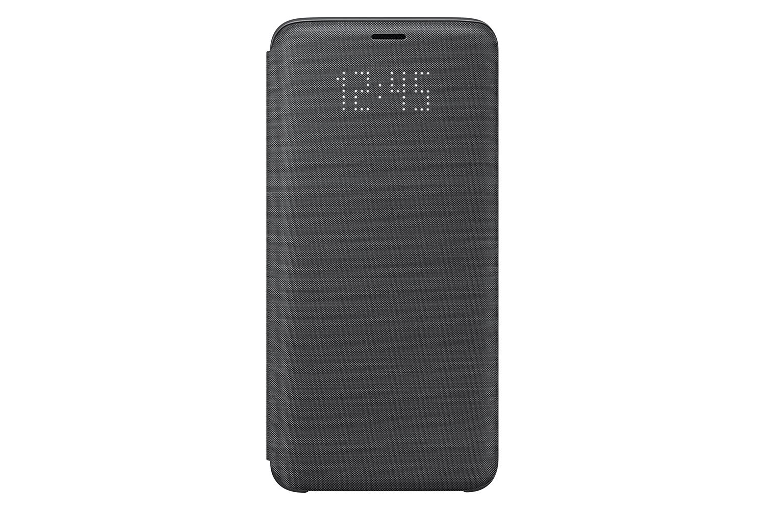 Samsung Galaxy S9 LED View Cover (Black)