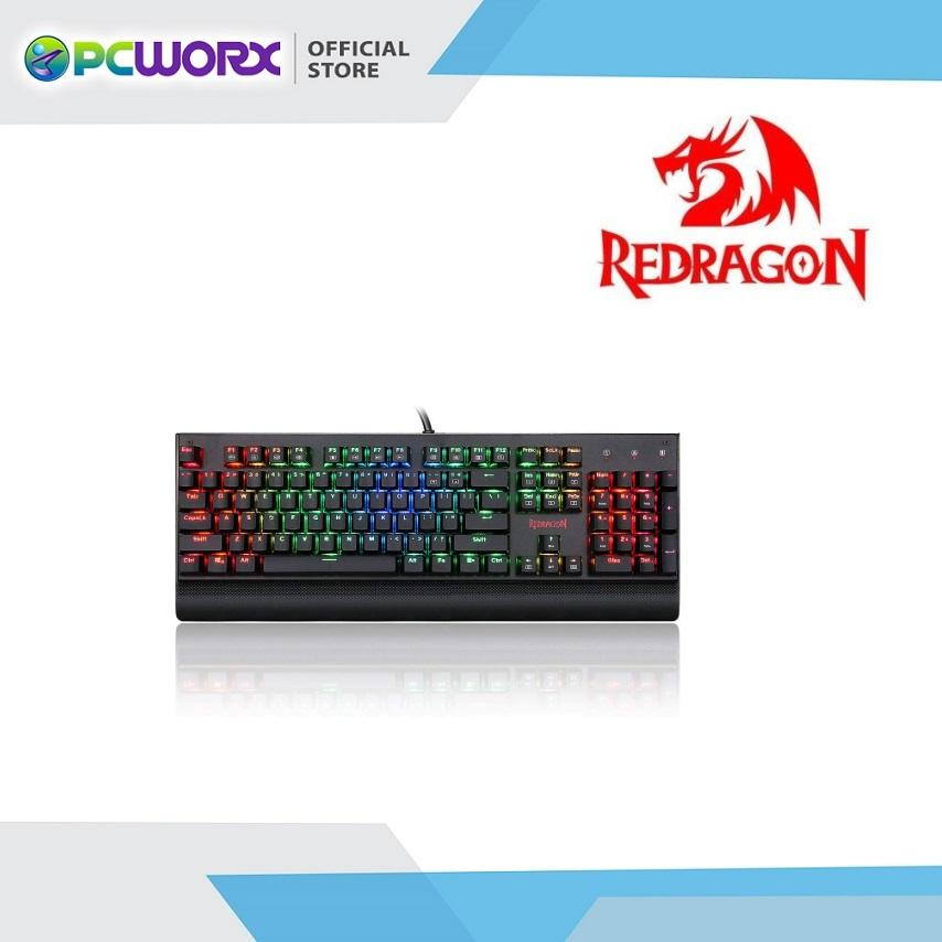 788c59f8973 Product details of Redragon K557 KALA Mechanical Gaming Keyboard (Black)