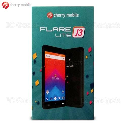 Cherry Mobile Flare J3 Lite (FREE Tempered Glass)