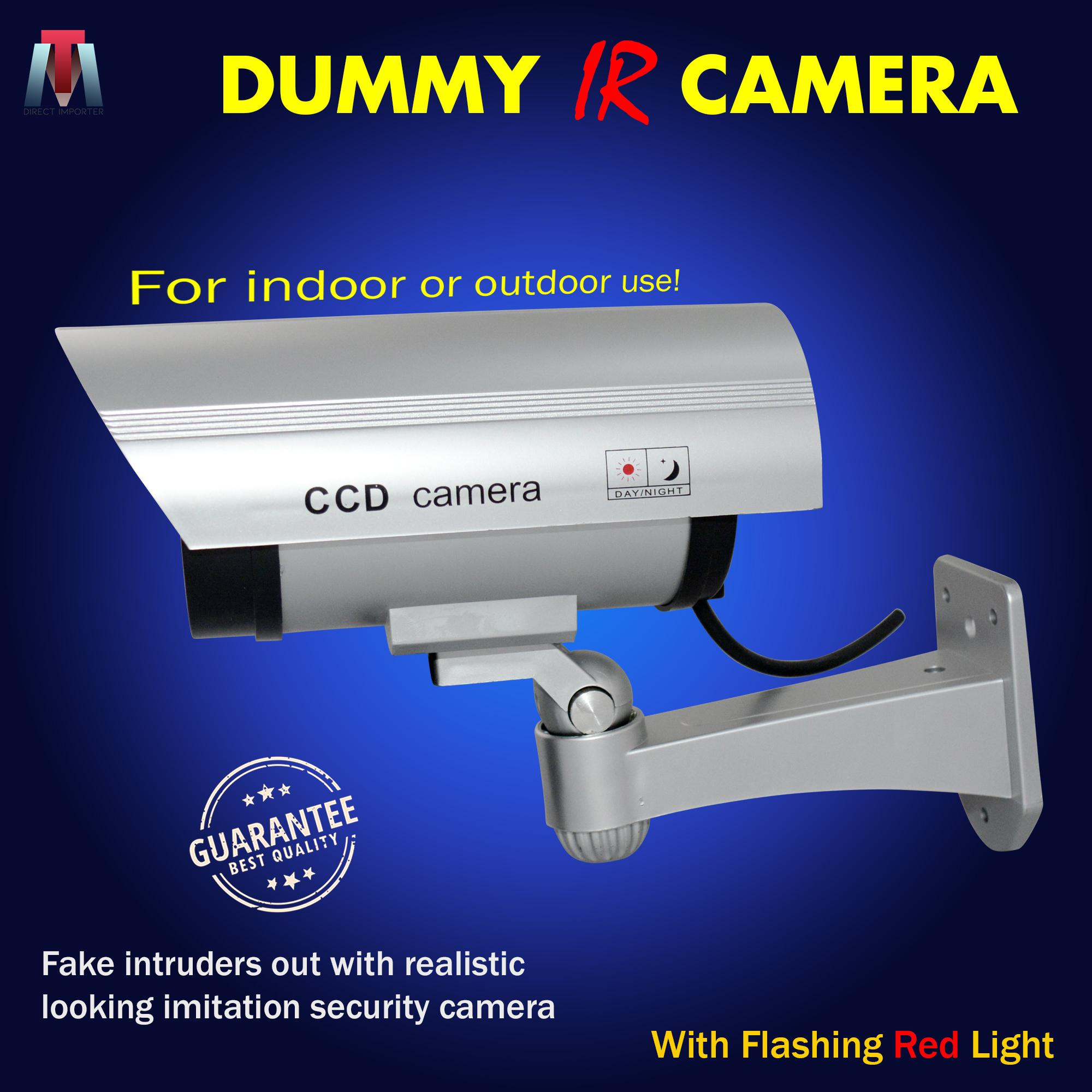 Dummy Home and Office Fake Security Camera by Marktony