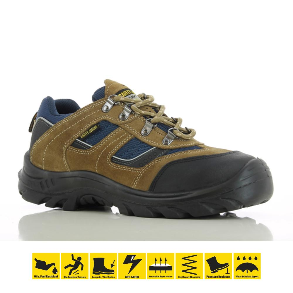 Safety Jogger x2020 S3 Low Cut Sporty
