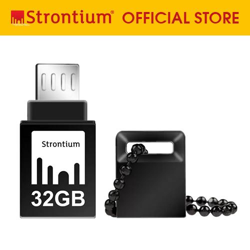Strontium Nitro 32GB OTG Flash Drive