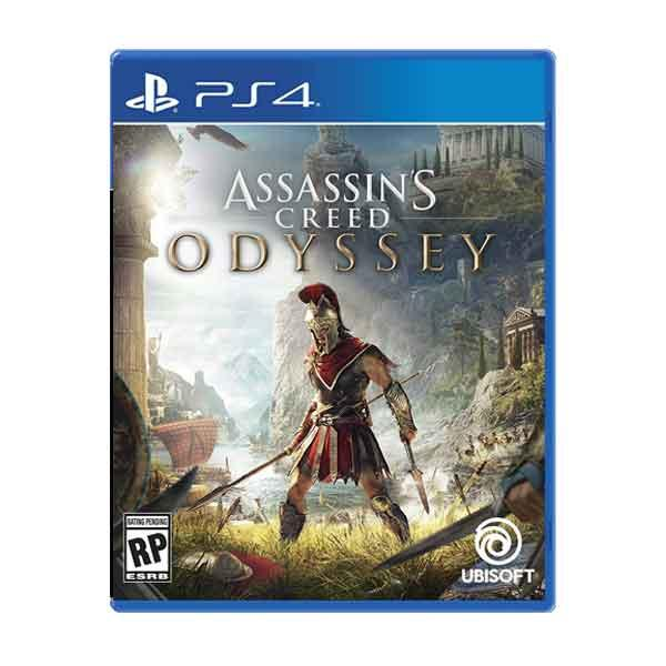 PS4 Assassins Creed Odyssey [R3] Standard Edition