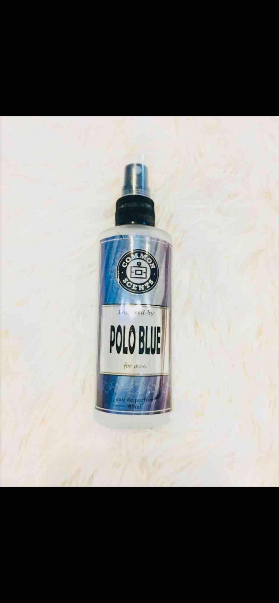 Polo Blue For Men Oil Based Inspired Perfume 80ml 150