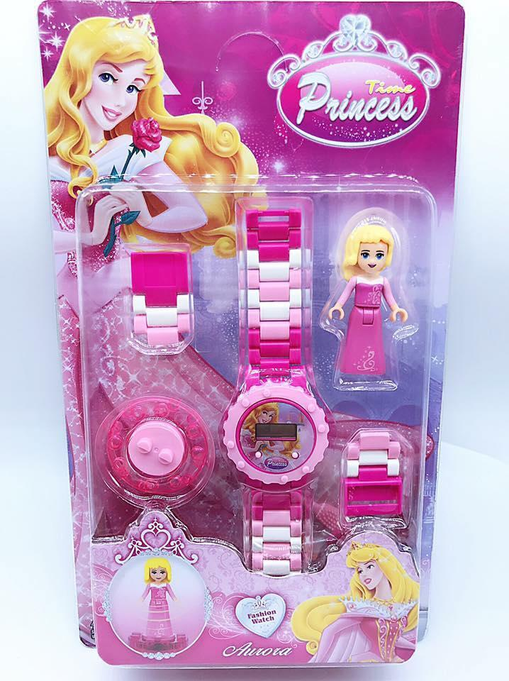 DIGITAL WATCH FOR KIDS PRINCESS CHARACTER