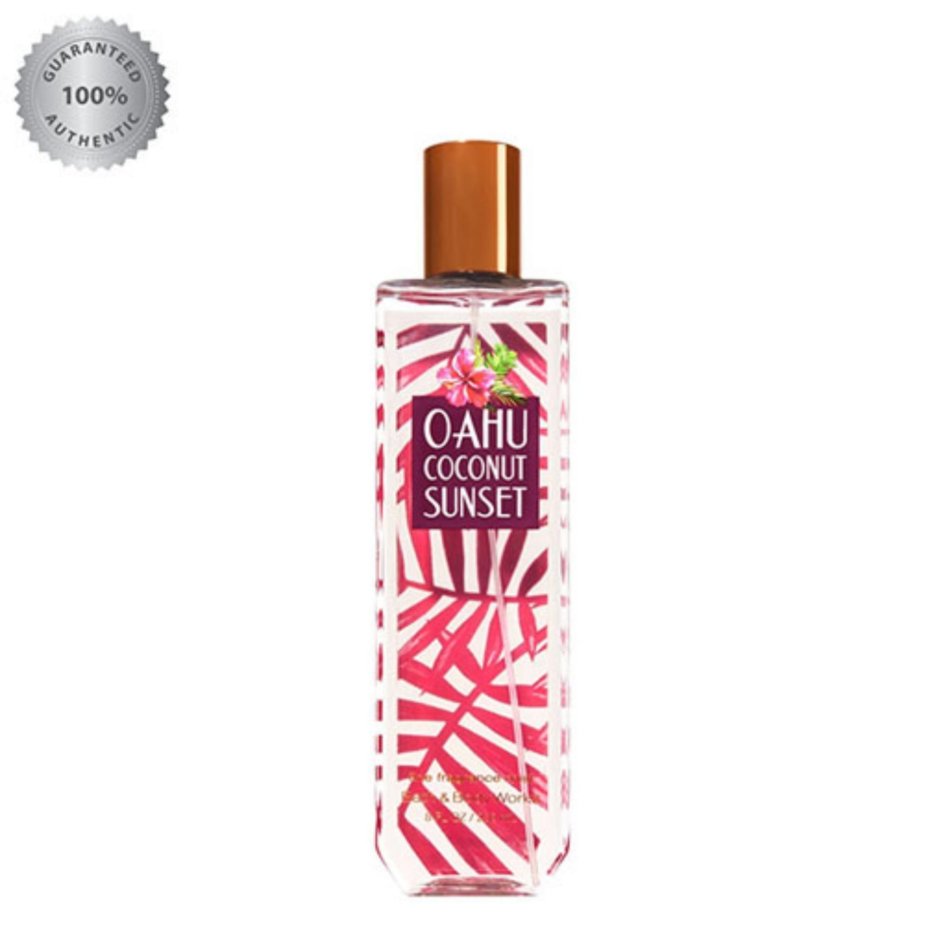 Bath & Body Works OAHU COCONUT SUNSET Fine Fragrance mist 236ML
