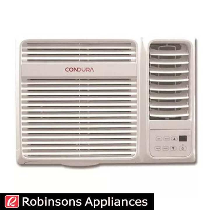 Condura FP-WCONH14EE 1.5HP Window Type Air Conditioner (White)