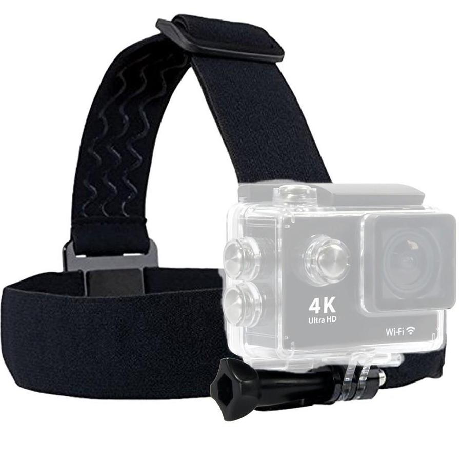 Headstrap For Action Cameras