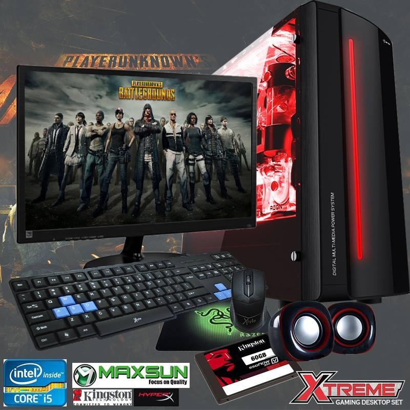 Xtreme Affordable Core i5 7400 Kaby Lake Processor Desktop  Package
