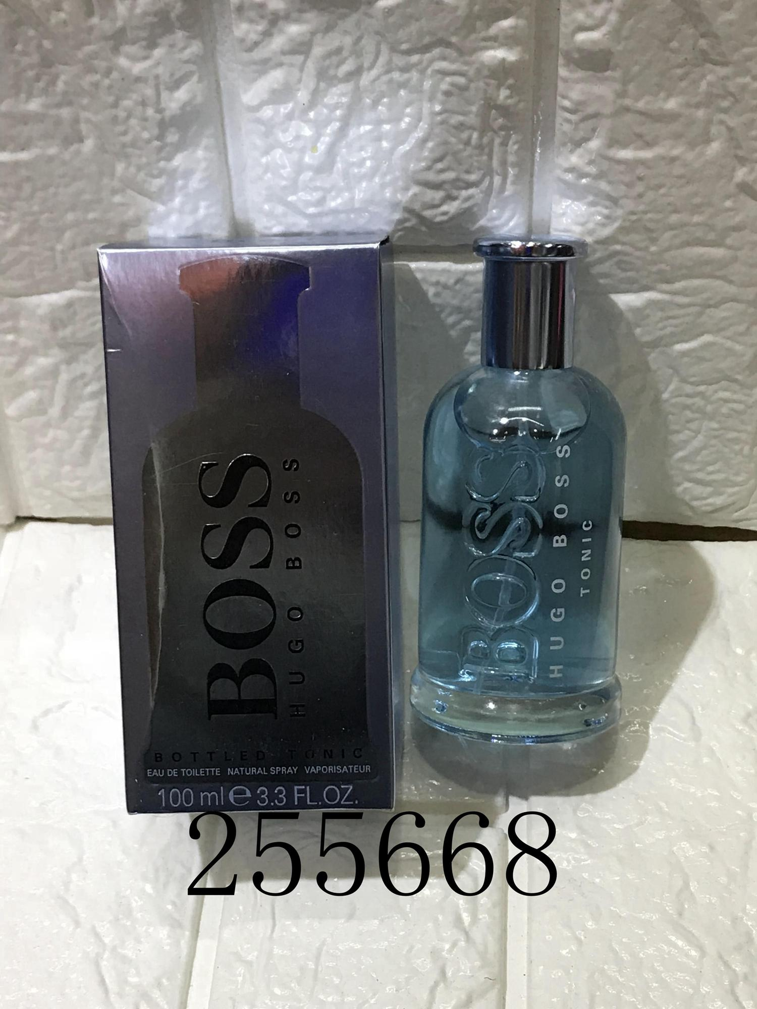 HUGO BOSS TONIC Perfume*