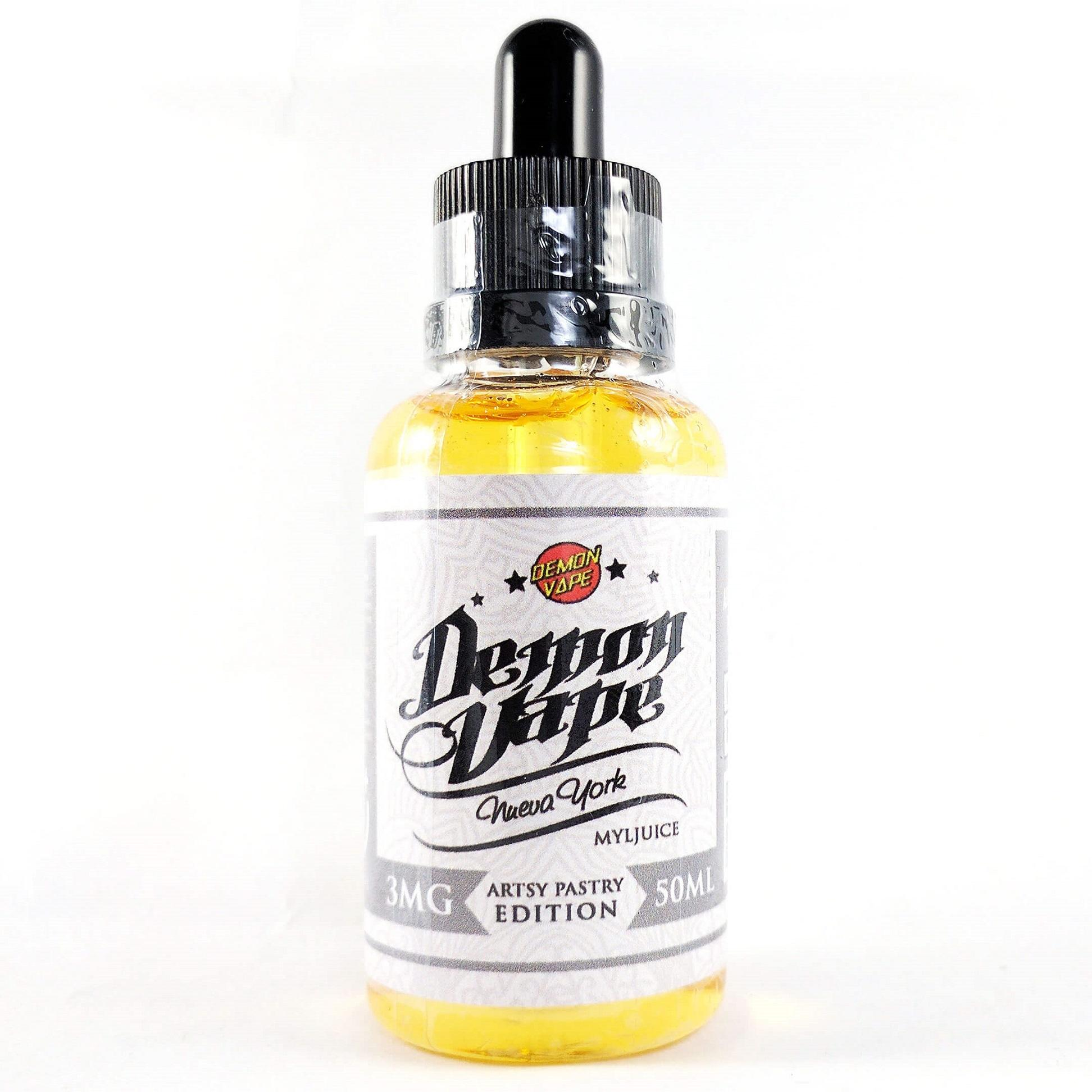 Nueva York by Demon Vape 50ml 3mg E-Liquid/E-Juice