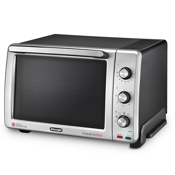 Delonghi SfornaTutto Midi Electric Oven EO 2475 (Silver/Black)
