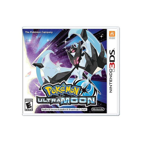 3DS Pokemon Ultra Moon
