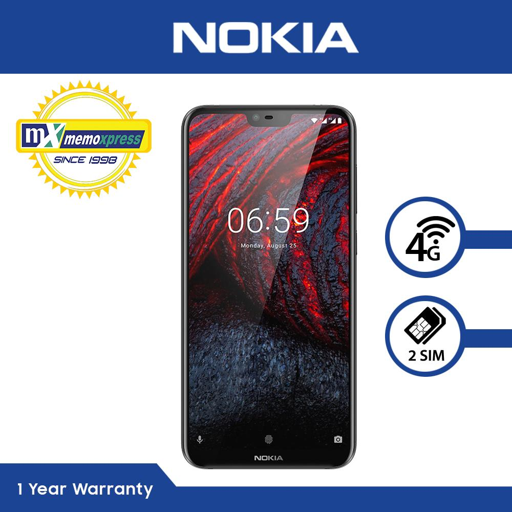 Nokia 6.1 Plus 4GB/64GB with Free Globe SIM