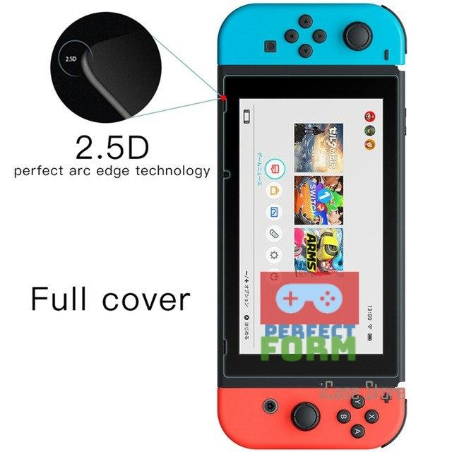 Nintendo Switch 2.5 HD Premium Tempered Glass