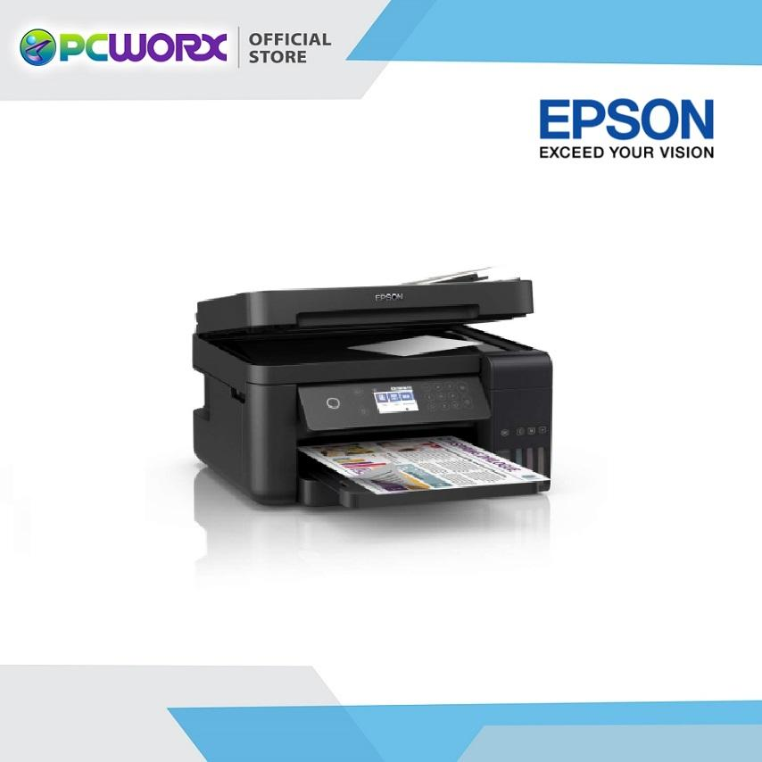 Epson L6170 3 in 1 Wireless/Duplex with ADF Printer