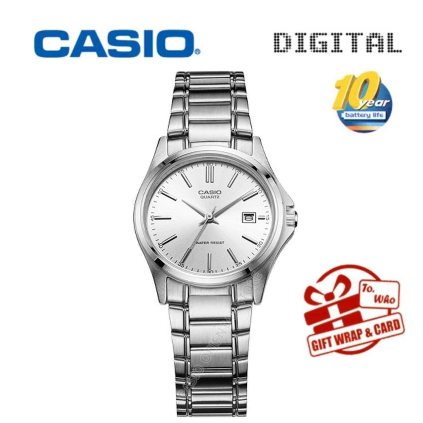 Casio Watch Luxury Brand Date LTP-1183A-7A Quartz Wrist Watches Women Fashion Casual Free Shipping clock