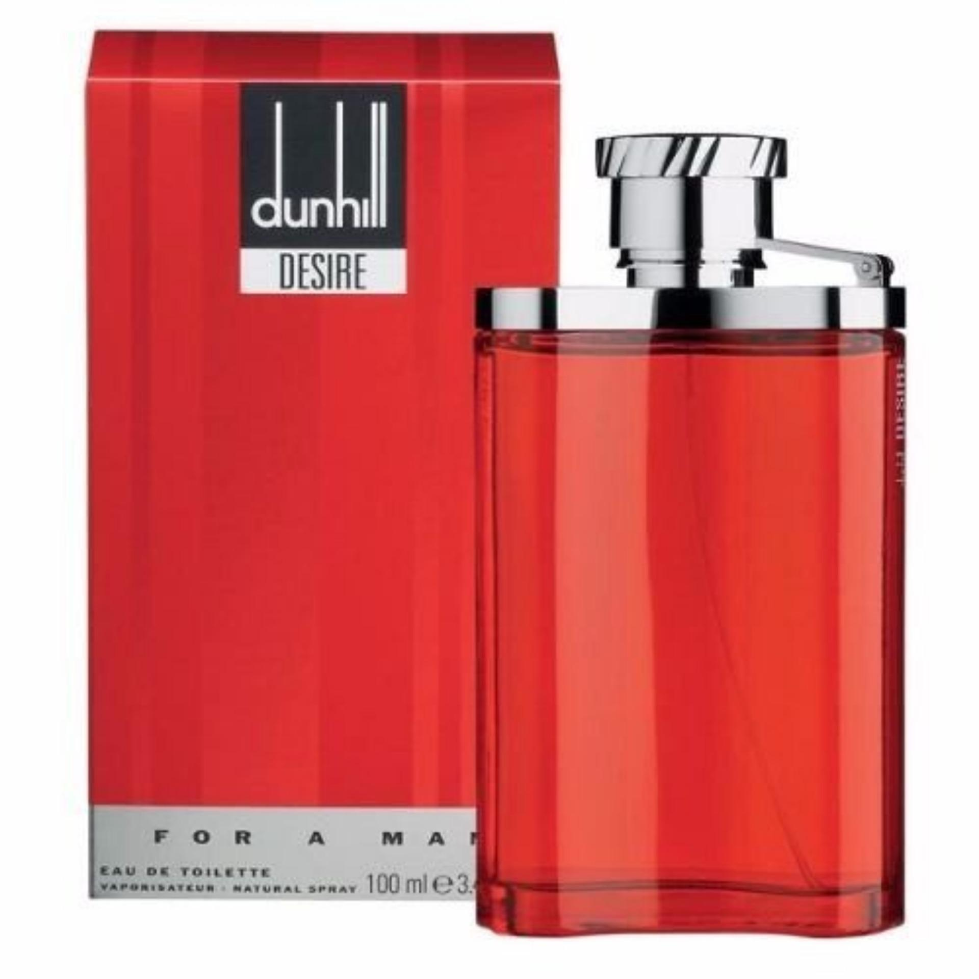 Desire Red by Dunhill for Men Eau de Toilette 100ml