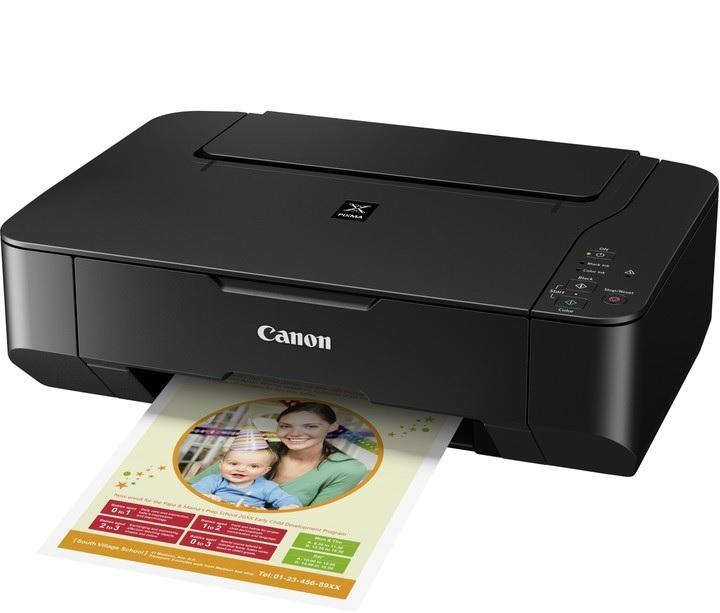 Canon Pixma MP237 All-in-One Inkjet Printer(Black) - thumbnail