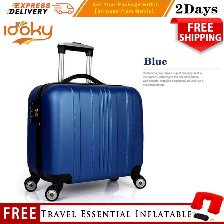 DJX Series 17 Inch Boarding Bag 4 Wheels 360 Rotation Waterproof Suitcase  Hard Case Luggage Hand Carry Suitcase   Lazada PH 6296a6eff9
