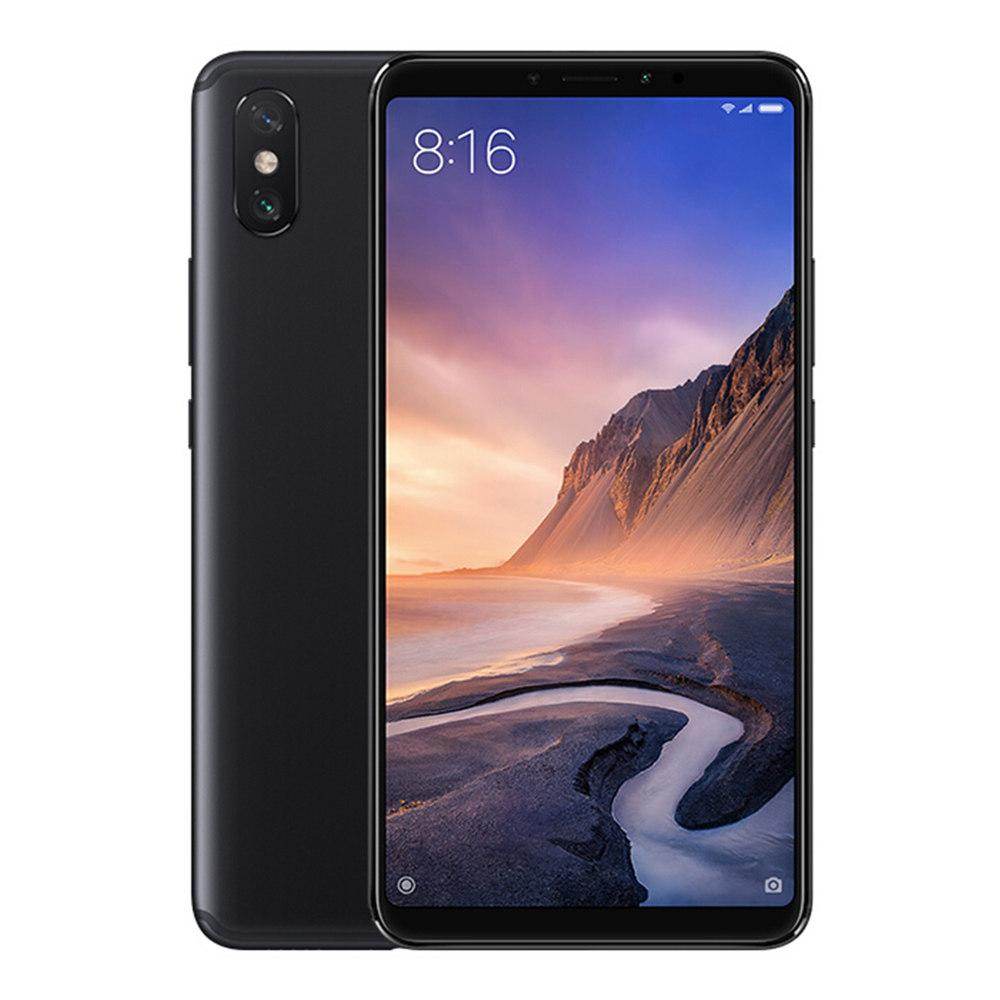 "Xiaomi Mi Max 3 128GB (CN Rom With English & International Languange) 6GB 128GB 6.9"" 2160*1080 Screen Snapdragon 636 Octa Core 5500mAh 12.0MP/5MP+8MP Dual"