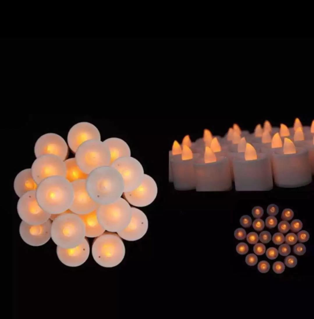 led candle image
